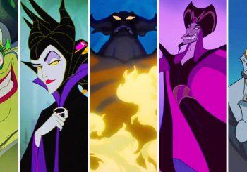 25 Disney Villains Ranked By Raw Power