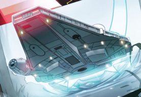 La série Lando de Marvel jette les bases de la course de Kessel de Han Solo