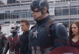 """Captain America forcé à se rendre dans le nouveau spot télévisé """"Civil War"""""""