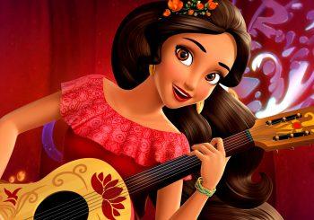 'Elena of Avalor' is Disney's First Latina Princess