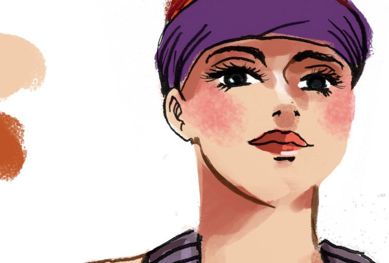 Titania Closeup
