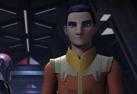 Le clip de la saison 3 de Star Wars Rebels révèle le saut dans le temps