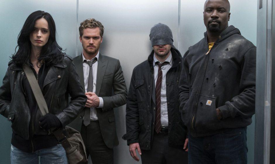 Regardez le dernier trailer de The Defenders de Netflix