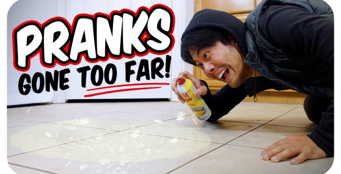 As YouTube Prank Videos Grow in Popularity, the Stupidity Arms Race Quickens