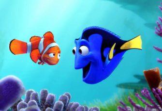 Pixar nous présente le monde de 'Finding Dory'