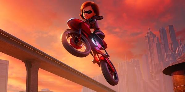 The Incredibles 2 vient de battre un record du box-office