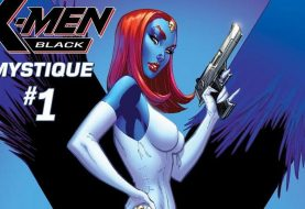 X-Men: Black - Mystique #1 is Another Great Villain Spotlight