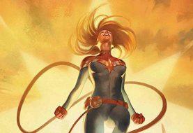 La vie du capitaine Marvel explique la toute nouvelle histoire de Carol Danvers