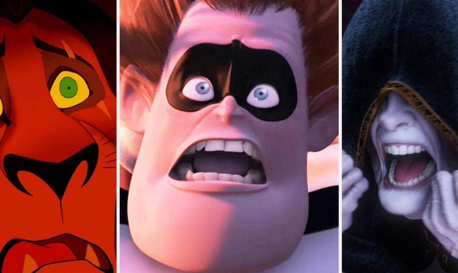 The 15 Most Savage Disney Villain Defeats, Ranked