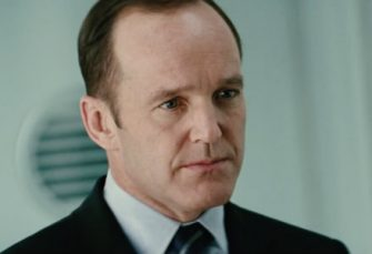 Clark Gregg Shares A Captain Marvel Set Photo That Will Give Marvel Fans All The Feels