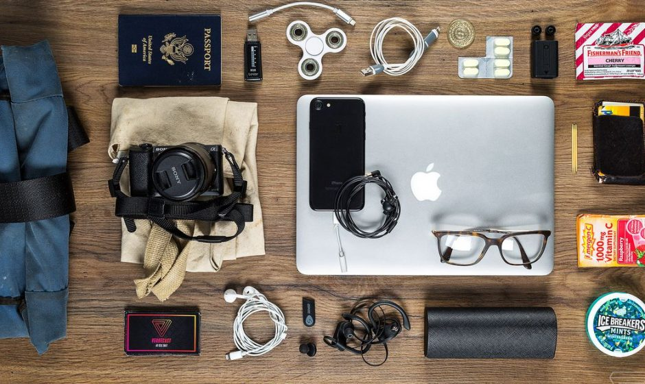 What's in your bag, Paul Miller?