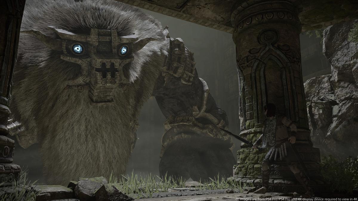 L'ombre du colosse