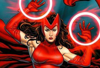 """La sorcière écarlate bascule le bandeau dans l'art conceptuel de """"Captain America: Civil War"""""""