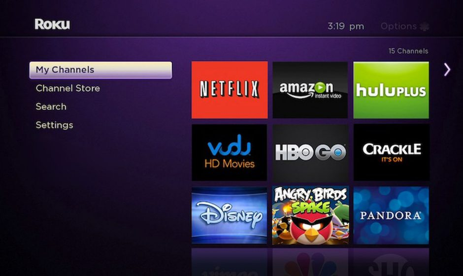 Roku adding live streaming apps for WatchESPN and Disney Channels