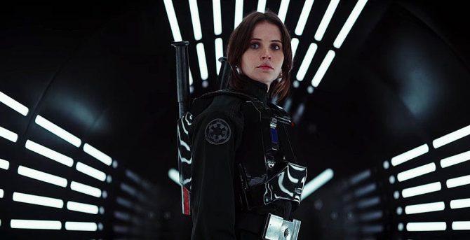 Jyn Erso de 'Rogue One' n'est pas Rey - et c'est formidable