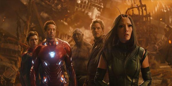 Marvel révèle Avengers: la date de sortie numérique d'Infinity War