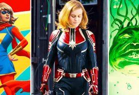 Captain Marvel: 10 choses que nous voulons dans son film (et 10 choses que nous ne faisons pas)