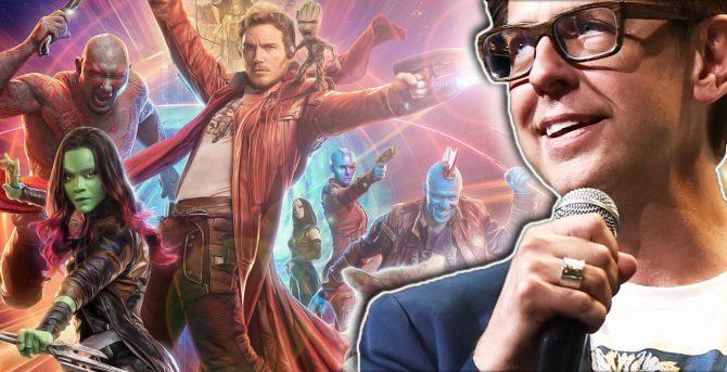 Les Gardiens de la Galaxie de James Gunn Vol. 3 scripts seront probablement utilisés par Marvel