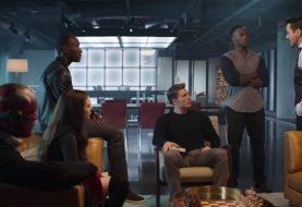 """REGARDER: Les Vengeurs débattent de leur droit de choisir dans le nouveau clip """"Captain America: Civil War"""""""