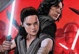 Star Wars: La dernière adaptation du Jedi n ° 5