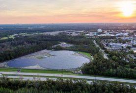 La nouvelle ferme solaire de Disney World a la forme de Mickey, bien sûr