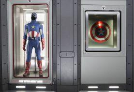 Avengers expose: visite de l'univers des super-héros de Marvel à Times Square