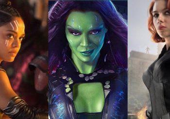Apparemment, un groupe de dames Marvel a lancé un film 100% féminin Marvel
