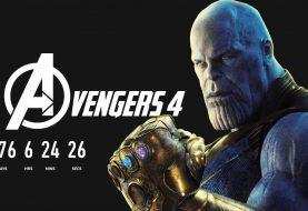 Marvel Studios Launches Avengers 4 Countdown Clock