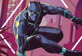 EXCL.: IDW Reveals Marvel Action: Black Panther #1 Variant Cover, Welcomes New Artist