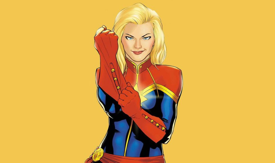 Captain Marvel Movie Based on Kelly Sue DeConnick's Comics Run