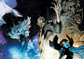 Marvel Unleashes Thanos' Black Order in New Series