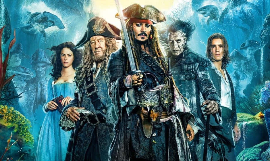 Disney's Pirates of the Caribbean Eyes Reboot With Deadpool Writers