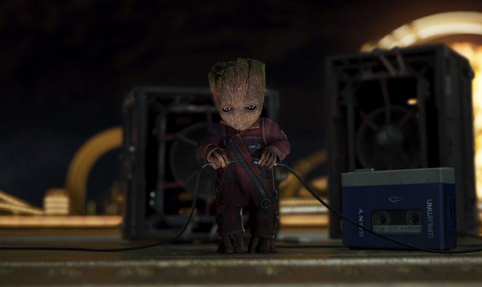 S'il vous plaît, laissez la première figurine Teen Groot aussi être la dernière