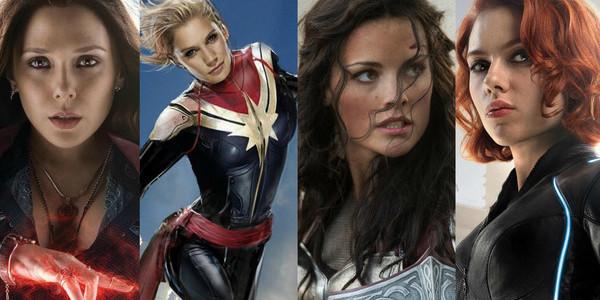 Une actrice Marvel veut vraiment être une réalisatrice Marvel