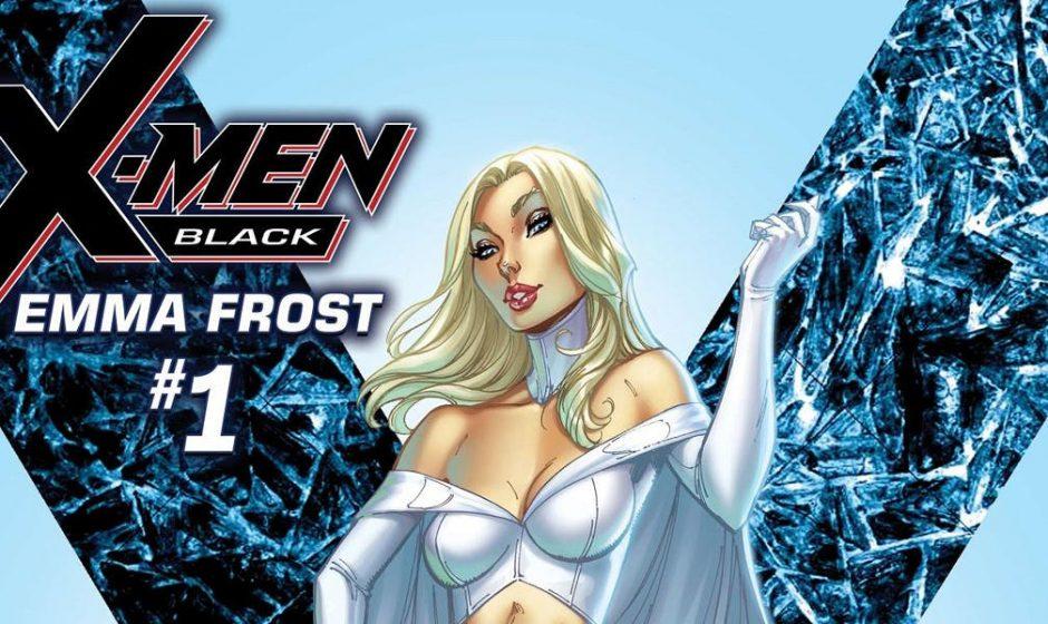 X-Men Black: Marvel révèle toutes les couvertures de J. Scott Campbell