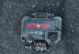 Infinity War Concept Art Shows Alternate Design for Captain Marvel Pager