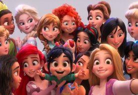 Les princesses Disney aiment les soirées pyjama