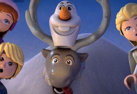 Disney & LEGO s'unissent pour un nouveau court-métrage 'Frozen'