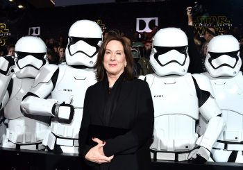 Kathleen Kennedy, productrice de Star Wars, a «toutes les intentions» d'engager des réalisatrices