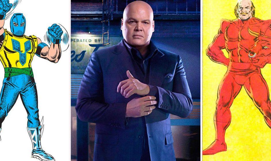 15 personnages de Marvel se cachent toujours sur Netflix