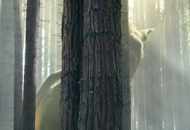 Here's Our First Good Look at 'Pete's Dragon's' Furry Star