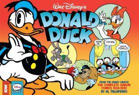 Donald Duck de Walt Disney: Le Sunday Newspaper Comics HC, vol. #1