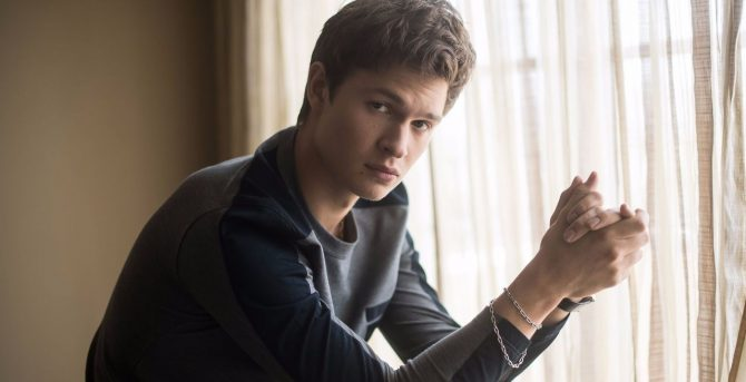 Ansel Elgort Is Raising the Stakes for Future Actors