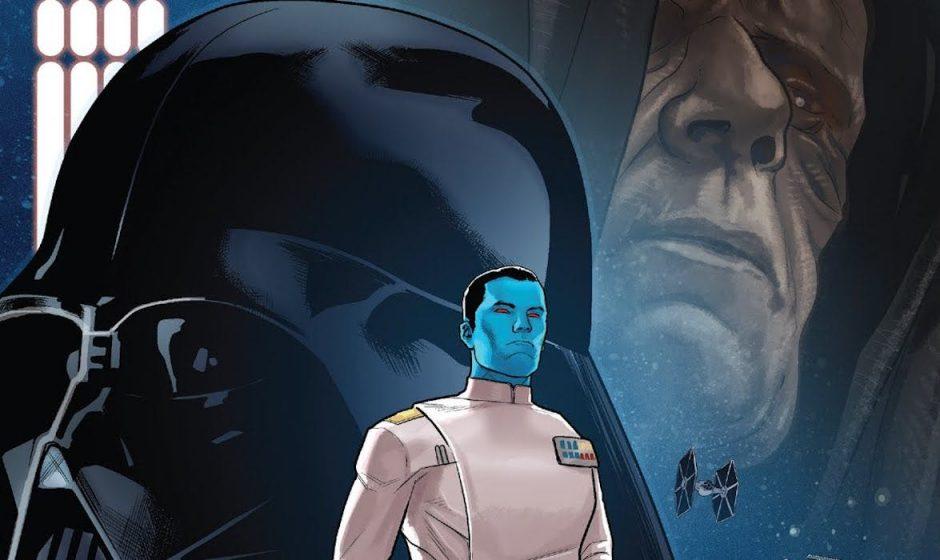 Marvel Comics a révélé la véritable origine de l'étoile de la mort