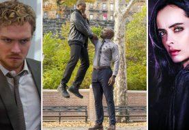 Net-flex: Les 15 héros les plus forts de Netflix Marvel, classé
