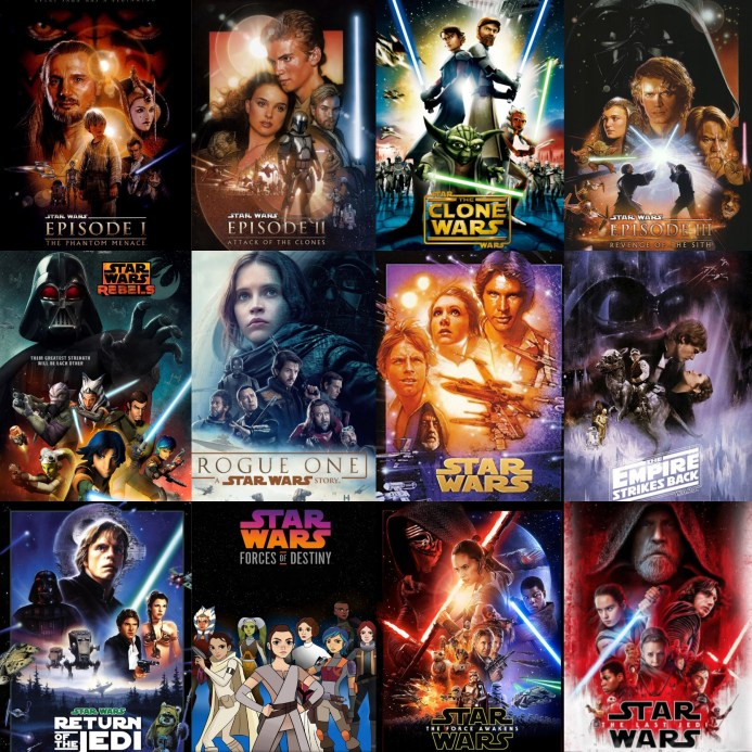 Han Solo Star Wars franchise
