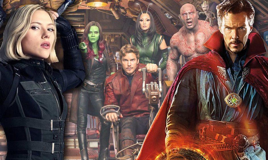 Quel film MCU remplacera Guardians 3 sur la Slate Phase 4 de Marvel?