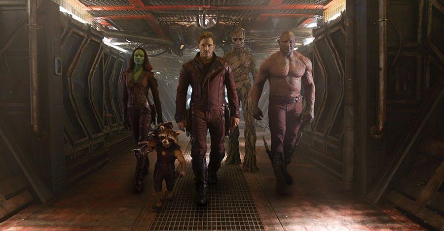 """""""Avengers: Infinity War"""", des scénaristes taquinent l'implication des gardiens dans le conflit"""