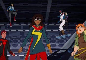 The Marvel Rising Cast Talks Diversity And Toxic Masculinity
