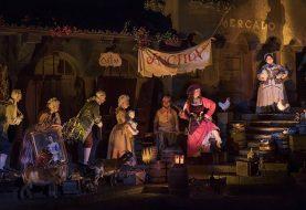 Disney World a changé la scène de la vente aux enchères du mariage des Pirates des Caraïbes